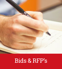 Bids and RFP's